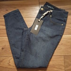 The Limited legging denim jeans NWT